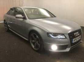 Audi A4 2.0TDI 170 quattro Black Edition 4x4 BUY FOR ONLY £53 A WEEK *FINANCE*