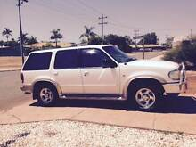 1999 Ford Explorer Wagon Nickol Roebourne Area Preview