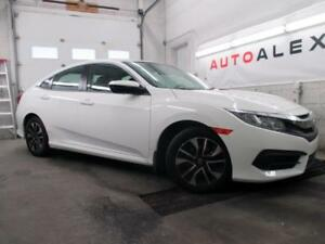 2017 Honda Civic LX CAMERA A/C **29,000KM** SIÉGES CHAUFFANTS