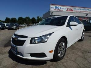 2013 Chevrolet Cruze LT Turbo ECO BLUETOOTH CERTIFIED E-TESTED