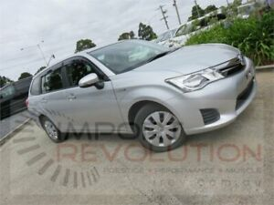 2014 Toyota Corolla Silver Continuous Variable Bayswater Knox Area Preview