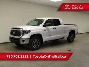 2019 Toyota Tundra DOUBLE CAB TRD OFFROAD 5.7L 4X4; NAV, HEATED