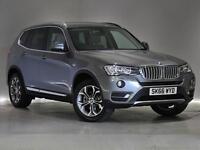 2016 BMW X3 DIESEL ESTATE