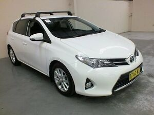 2014 Toyota Corolla ZRE182R Ascent Sport White 7 Speed CVT Auto Sequential Hatchback Gateshead Lake Macquarie Area Preview