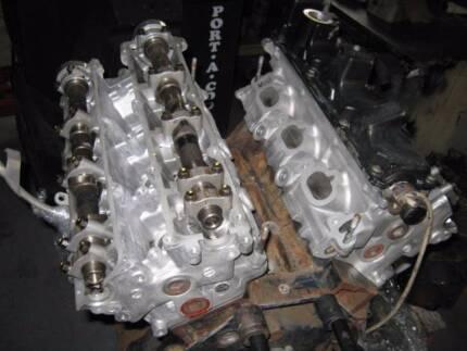 Nissan 300ZX VG30DETT engine