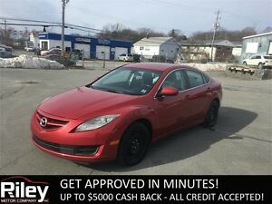2010 Mazda Mazda6 GS STARTING AT $56.97 BI-WEEKLY