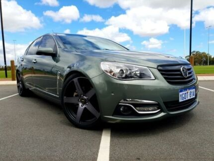 2013 Holden Calais VF V Grey 6 Speed Automatic Sedan Kenwick Gosnells Area Preview