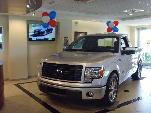 Ford Lightning Custom Paint Car Interior Design
