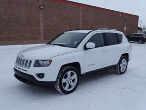 2014 Jeep Compass 4WD LIMITED Accident Free,  Navigation (GPS),