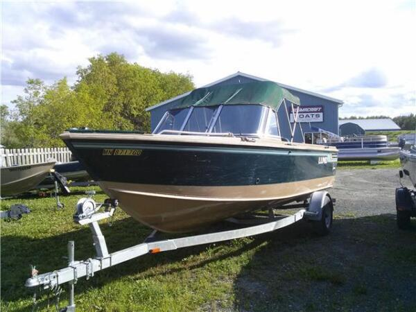 Used 1997 Lund Boat Co 2100 Fisherman