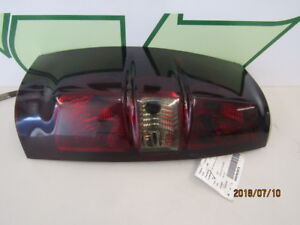 $45.00 LEFT TAILLIGHT CHEVROLET AVALANCHE 1500 2007