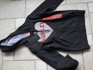 Girls Hurley Hoodie Size M: REDUCED