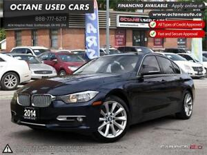 2014 BMW 3 Series 320i xDrive OFF LEASE ONE OWNER!ACCIDENT FREE!