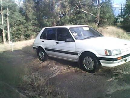 1988 Toyota Corolla Hatchback 4age ae82 5speed extracors Warragamba Wollondilly Area Preview
