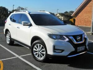 2017 Nissan X-Trail T32 Series II ST-L X-tronic 2WD White 7 Speed Constant Variable Wagon Chermside Brisbane North East Preview