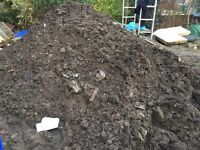 Soil earth free to pick up