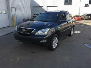 2009 Lexus Rx AWD fully loaded $13995