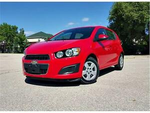 2014 Chevrolet Sonic LS *Local Manitoba 1 Owner*
