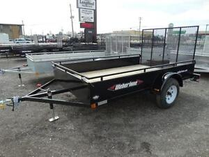 6x10 Weberlane Utility Trailer: 0% financing available!
