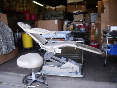 Portable Dental Patient Exam Chair Stool Unit Model Cm-185