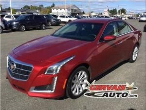 Cadillac CTS Luxury 2.0T AWD Cuir MAGS 2014