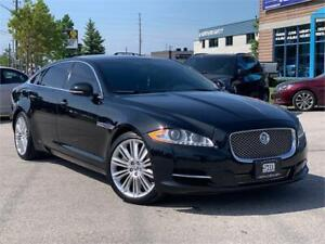 2012 Jaguar XJ XJL Supercharged | NAV | MASSAGE | BACK UP CAM |