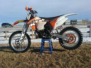 Wanted  fork and shock springs for a 2012 ktm 300 xc