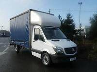 Mercedes-Benz Sprinter 2.1TD 313CDI LWB CURTAIN SIDER