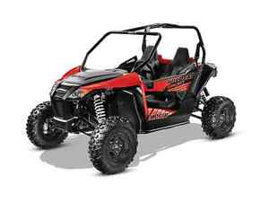 "2015 Arctic Cat, Wildcat Sport 60"" $14,999 now only $13299++"