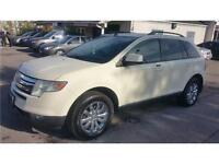 2007 Ford Edge SEL Plus//AWD//LTHR//NAV//DVD//CERTIFIED//2 YEARS