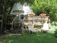 """COTTAGE LIFE ON MANITOULIN ISLAND/ $1000/WK ALL INCL."