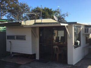 Caravan & annex for rent St Georges Basin Shoalhaven Area Preview
