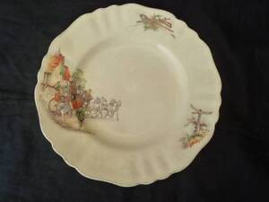 Dinner plate, Meakin Bedford Bayswater Area Preview