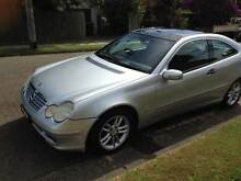 2004 Mercedes-Benz C180 Coupe Melrose Park Parramatta Area Preview
