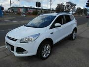 2014 Ford Kuga TF Trend AWD White 6 Speed Sports Automatic Wagon Fyshwick South Canberra Preview
