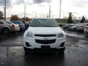 2011 Chevrolet Equinox LS SUV, Crossover ,No Accident Windsor Region Ontario image 8