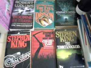 Stephen King paperbacks
