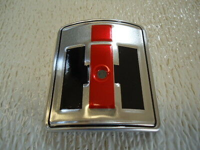 New Ih Farmall Tractor Front Logo Emblem Super A C Av 352580r1