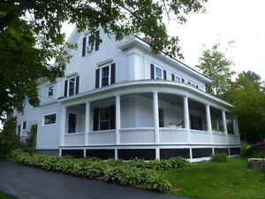Beautiful Character Home in Heart of St. Andrews NB - Wow!!