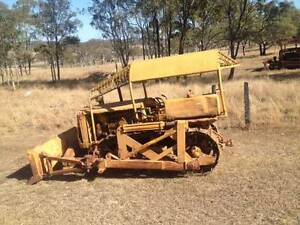Caterpillar D4 7J Crawler Tractor Toowoomba Toowoomba City Preview