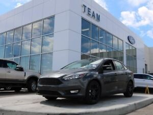 2017 Ford Focus SEL, 250A, SYNC3, NAV, HEATED FRONT SEATS, HEATE