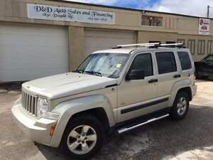 2009 Jeep Liberty NORTH EDITION-4WD-SUNROOF-LOADED-ALLOYS