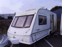 2003 Bessacarr Cameo 495 LUXURY 2 Berth inc Awning.