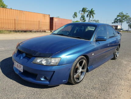 2003 Holden Commodore EXECUTIVE Holtze Litchfield Area Preview