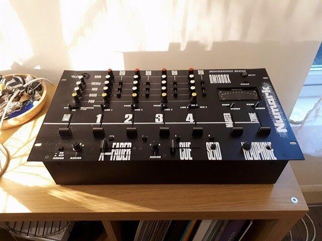 Neumark DM1800X 4-5 channel mixer