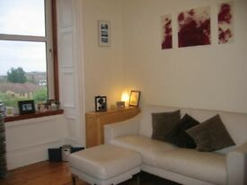 Hillside: Newly decorated, lovely one bed flat, top floor, great open views