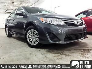 2013 Toyota Camry CAMERA/BLUETOOTH/ECRAN/COMME NEUF *79000km*