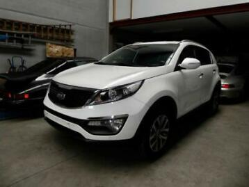 Kia Sportage 1.6i 2WD World Edition