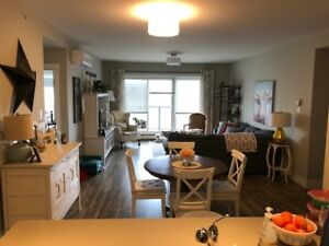 2 BED + DEN and 2 BATH LUXURY APARTMENT