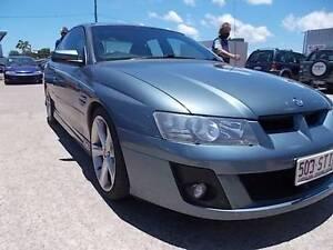 2005 HSV Clubsport Sedan Mount Louisa Townsville City Preview